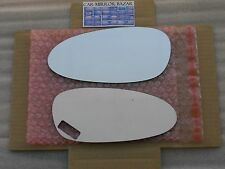 848LF FOR PORSCHE 911 Boxster Cayman Mirror Glass Driver Side Left LH + ADHESIVE