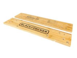 Black & Decker OEM 5140006-25 replacement workmate vise jaws WM225