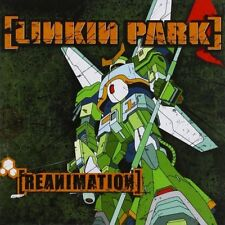 Reanimation Enhanced 2005 Linkin Park CD