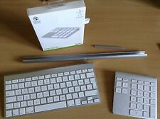 TOP SET: Apple bluetooth Magic Keyboard + Belkin Keypad + Twelve South MagicWand
