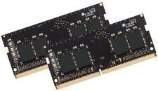 Samsung 2x 8gb 16gb RAM ddr4 2400 MHz tan DIMM pc4-2400t-s imac portátil de memoria