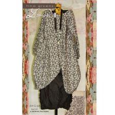 """TINA GIVENS """"LOUISA TUNIC SHIRT & SKIRT"""" Sewing Pattern"""