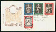 Mayfairstamps VATICAN CITY FDC 1969 COVER ECVMENICO VATICANO II COMBO wwi94655