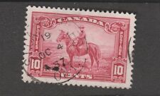 Canada Postmark on 223 Mountie ST. CATHARINES , ONT1937