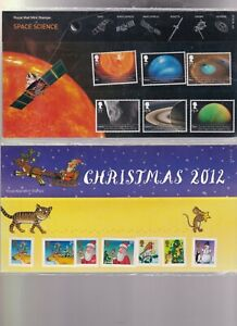 2012 ANY PRESENTATION PACK ISSUED UNMOUNTED MINT/MNH PRICE DEPENDS ON SET