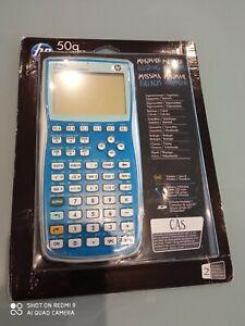 Rara Sigillata Calcolatrice Hewlett Packard HP 50g BLU - Da Collezione