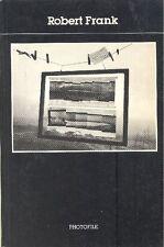 Robert Frank. Thames and Hudson, 1991