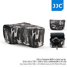 JJC Neoprene Camera Case for Nikon D7500 D7200 D7100 D7000+18-85mm/18-300mm Lens