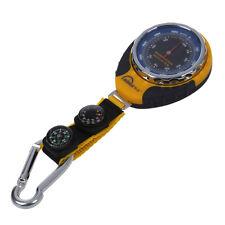 4 in 1 Altimetro Barometro Bussola Termometro Digitale Nuovo L9L1