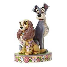 Disney Traditions Opposites Attract Lady & The Tramp 60th Anniversary 4046040