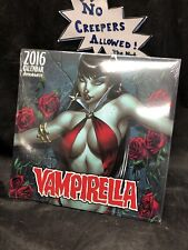 Vampirella 2016 Wall Calendar By Dynamite Comics NEW
