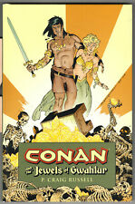 Conan and the Jewels of Gwahlur HC, P. Craig Russell