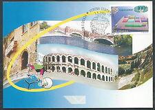 1999 ITALIA CARTOLINA SPECIALE VERONAFIL MONDIALI DI CICLISMO - ED