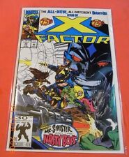 X-FACTOR #75 - Mr Sinister !  Giant Sized Issue (1992)