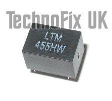 LTM455HW 6kHz wide 455kHz IF ceramic filter replaces CFWM455H ALFYM455H 3+2