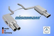 Eisenmann bmw e31 850i 240 kw 4 x83mm * el original! *