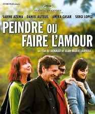 Bande annonce film 35mm 2005 Peindre ou faire l'amour S Azéma D Auteuil A Casar