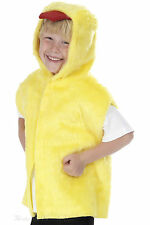 Charlie Crow Chicken Costume for Kids One Size 3-9 Years