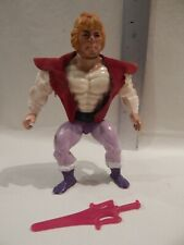 He-Man Masters / Universe PRINCE ADAM Near Complete Stands
