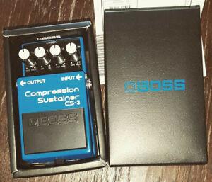 Boss CS-3 Compression Sustainer Kompressor