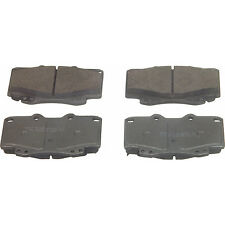 WAGNER QC799 Ceramic Disc Brake Pads ThermoQuiet Front FREE SHIPPING!