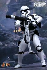 Star Wars Hot Toys First Order Stormtrooper Heavy Gunner 1 6 Scale Hotmms318