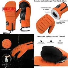New listing Kutook Windproof Waterproof Ski Gloves Snow Mittens With Thermal 3M Thinsulate