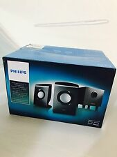 Philips Multimedia Speakers 2.1 (SPA1330/37)  Brand New
