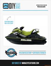 YELLOW SPI RX DI GSX GSI HX SP XP SPX SEA DOO Seat Skin Cover 1991-2000+