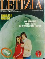 LETIZIA N.361 21 DICEMBRE 1978 LANCIO