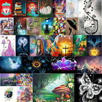 5D Diamond Painting Cross Stitch Family Love DIY Art Decor Full Drill