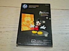 NEW & SEALED HP Advanced Photo 4 x 6 Paper Glossy 100 Sheets Ink Jet