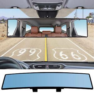 10.6'' Car Interior Universal Anti Glare Wide Angle Rear View Rearview Mirror