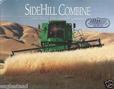 Farm Combine Brochure - John Deere - 9500 Sidehill - c1994 (F3748)