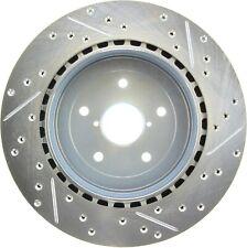 StopTech Disc Brake Rotor Rear Right for 2005-2007 Subaru Impreza / 227.47023R