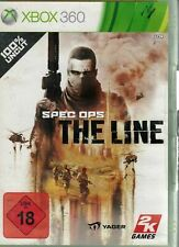 Spec ops: the Line (Uncut) [video game]
