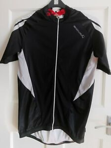 Excellent Condition Black And White Cycle Top Size XL By ENDURA