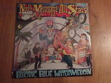 North Mississippi Allstars - Electric Blue Watermelon LP vinyl record NEW sealed