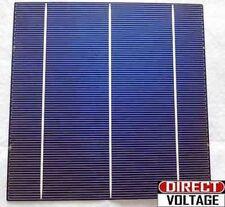 10pcs BSE 6x6 Multi Solar Cells. 3BB. 4.19 Watts ea. A Grade