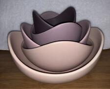 Wabi Sabi Natalia bowls -Blush Pink set of 5