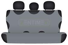 Sitzbezüge hell grau hinten KOS BMW 1ER
