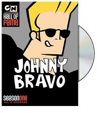 Johnny Bravo: Season One [2 Discs] (2010, DVD NEW) Cartoon Network Hall OF Fame