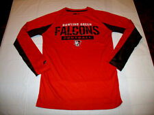 66dfa026d Bowling Green Falcons Football Long Sleeve Polyester Shirt Russell Men's  Small