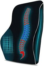 Back Support Cushion for Back Pain, Lumbar Support Cushion for Office Chair