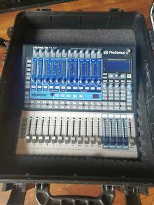 Presonus Studiolive 16.0.2 Digital Mixer - Excellent Condition
