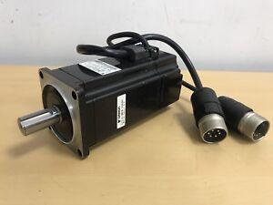 Omron YASKAWA SGMAH-04A1A41D-OY AC Servo Motor 400w 200v SGMAH04A1A41DOY