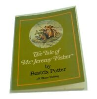 The Tale of Jeremy Fisher by Beatrix Potter A Dover Edition Illustrated Book