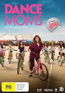 DANCE MOMS Season 6 Collection 2 : NEW DVD