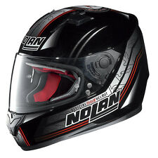 CASCO INTEGRALE NOLAN N64 N-64 MOTO GP - 62 metal black TAGLIA L