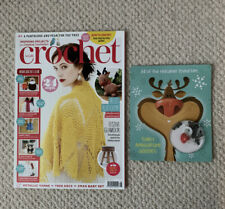 Inside Crochet Magazine Issue 96 With Free Gift
